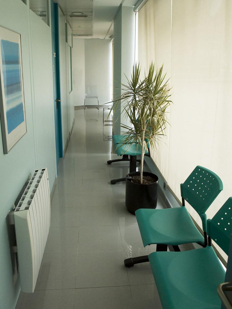 pasillo clinica VETERINARIA EN FUENLABRADA